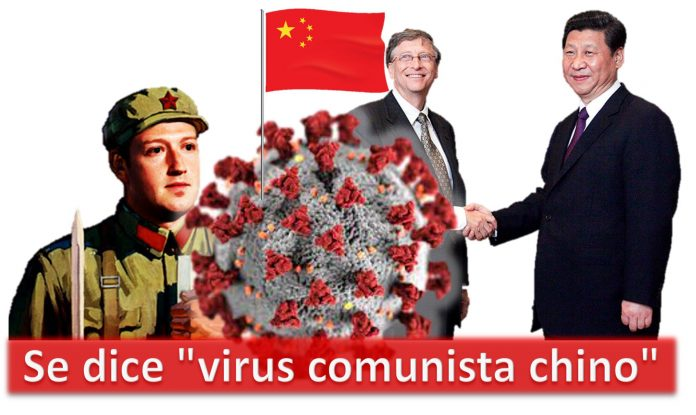Se dice virus comunista chino y te demostramos por qué