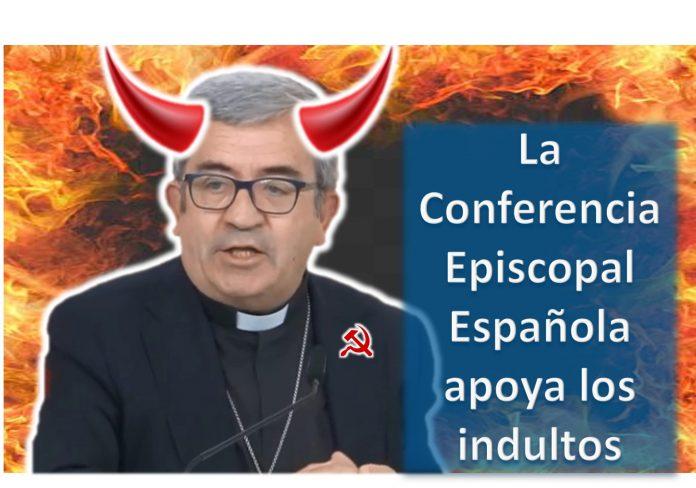 La Conferencia episcopal apoya los indultos
