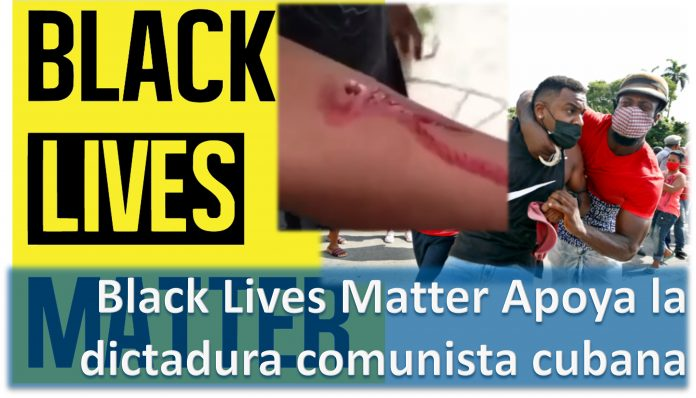 Black Lives Matter Apoya la Dictadura Cubana